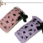 pembe ve mor motifli telefon kılıfı örnekleri