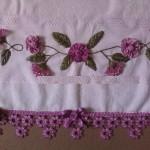 pullu boncuklu en güzel havlu kenarı örnekleri