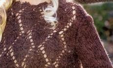 Baklava Dilimli  Sıfır Yaka Bayan Bluz Modeli