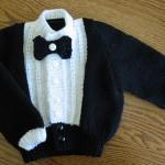 smokin tipi örgü bebek elbiseleri