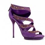 trend taşlı ayakkabı örnek resimleri