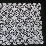vitrin takımı dantel gümüşlük parçaları