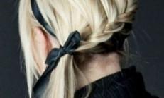 Yeni Sezon Yılın Trendi Saç Tasarımları Saç Örgüsü
