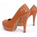 yeni sezon metal taşlı ayakkabı örnekleri