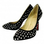 zımbalı siyah nubuk ayakkabı