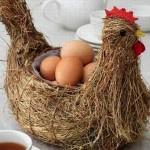 çok şeker dekoratif yumurtalık ev eşyaları