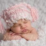 çok cici bebek şapka modelleri