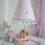 çok cici dekoratif bebek odası aydınlatması