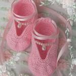 çok sevimli yeni bebek patiği örnekleri