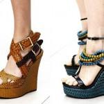 2012 yılı trend ayakkabı modelleri