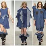 2012 yırtık kot elbise modası
