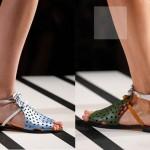 2012 yazlık en trend ayakkabı modelleri