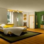 Dekorasyon Tasarım Fikirleri Yatak Odası