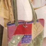 Etnik tarz çanta süsleme