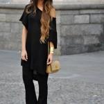 asil ve modern penye elbise modelleri