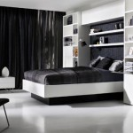 beyaz lake yatak odası modeli
