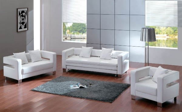 Wonderful White Sectional Living Room Ideas