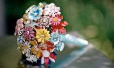 Çok Şirin Gelin Çiçeği Modelleri