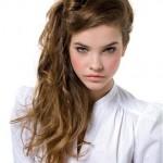 en trend öğrenci saç resimleri