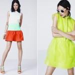 en trend 2012 günlük elbiseler