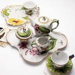 farklı tasarım güral porselen kahvaltı setleri