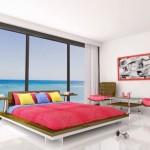 iç tasarım modern yatak odası sitilleri