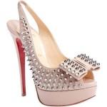 metal baskılı 2012 modası topuklu ayakkabılar
