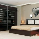 modern çağdaş yatak odası modelleri