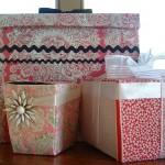 modern desenli dekoratif kutu modelleri