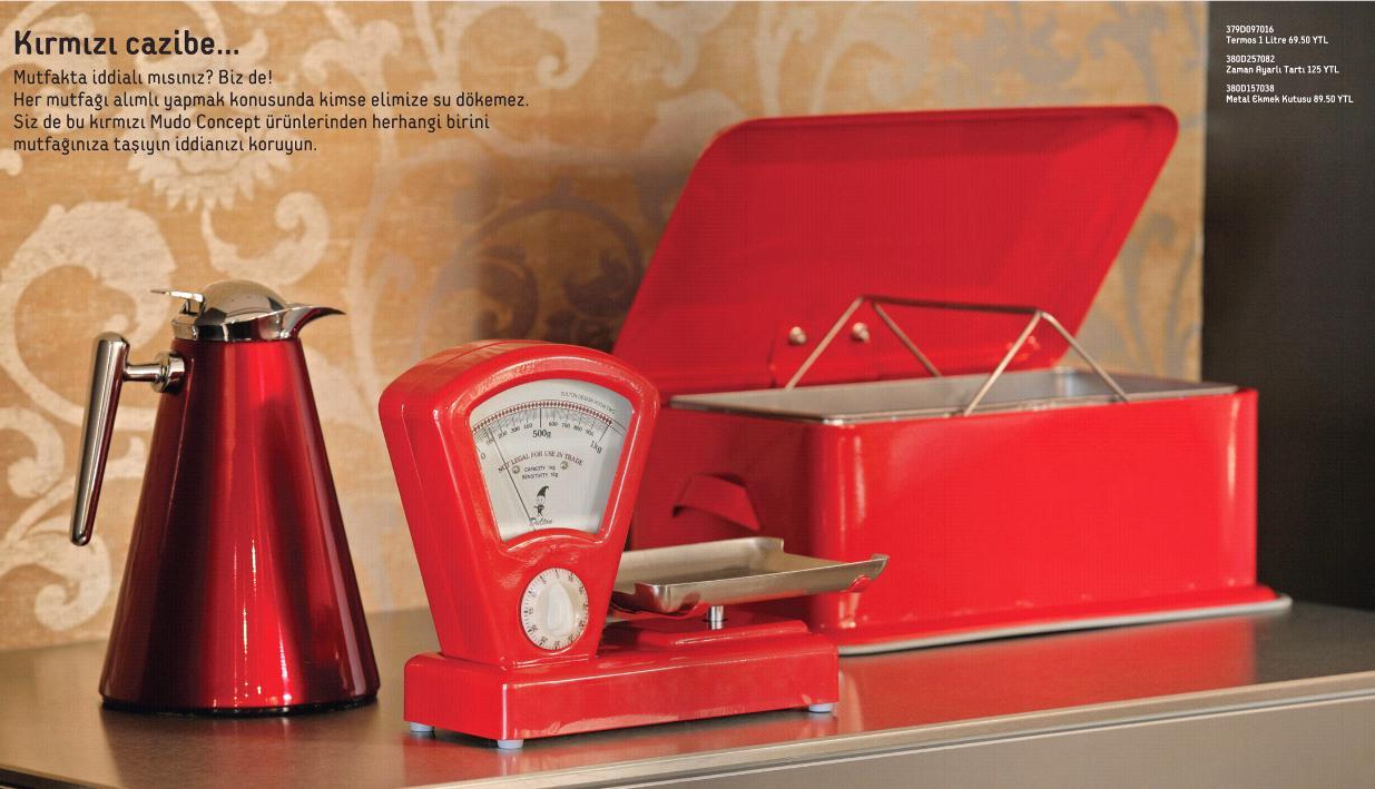 mudo concept mutfak ürünleri