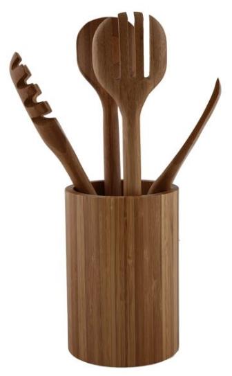 mudo concept tahta kaşık takımları