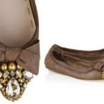 son moda şık taşlı ayakkabı resimleri