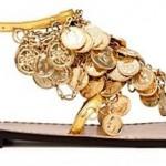 tuğralı son moda sandalet örnekleri