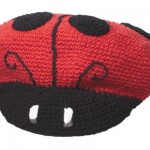 uğur böceği bebek şapka modelleri