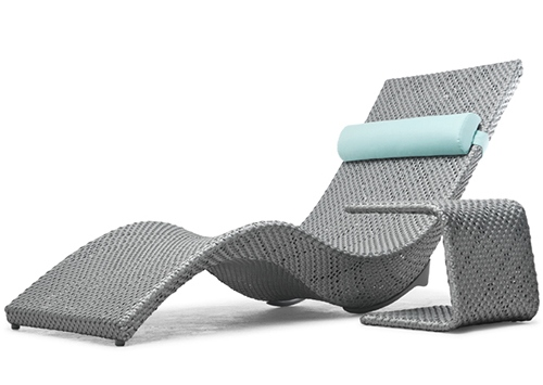uzanma koltuğu ve sehpa örneği