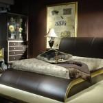 yatak odası modern mobilya fikirleri