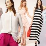 yaz koleksiyonlarından en güzel günlük giyim modelleri