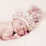 yumuşacık örgü bebek şapkaları