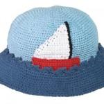 çocuk örgü şapka modeli