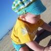 örgü erkek çocuk şapkaları