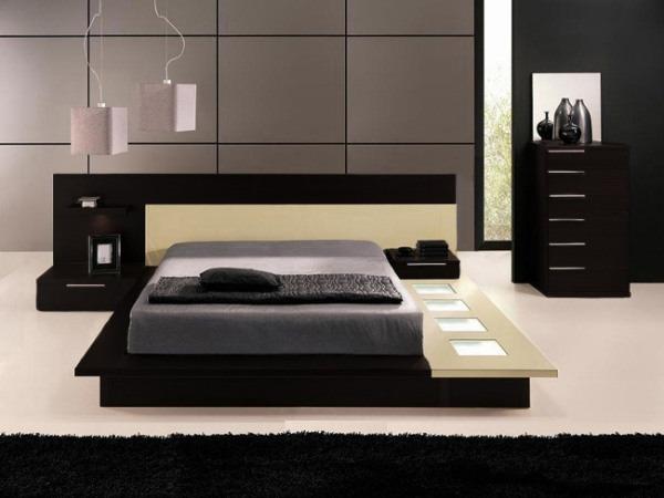 İtalyan Tasarım Yatak Odası