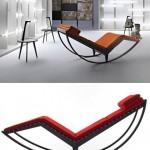 İtalyan stil sallanan sandalye koltuk modelleri