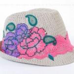 şapka süsleme örneği (2)