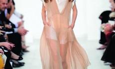 Rengarenk 2012 Şifon Elbiseler