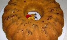 Cevizli kek