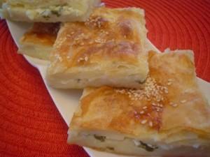 Peynirli börek