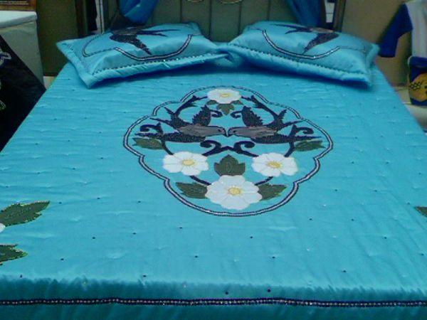 sik yatak örtüsü