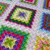 rengarenk motifler