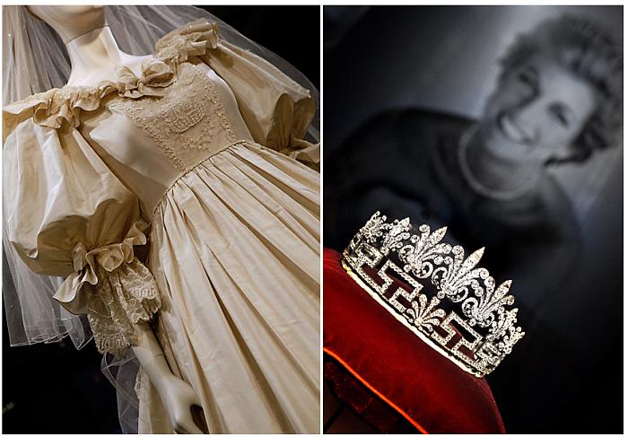 görkemli kraliçe taçları modelleri