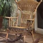 bambu tasarım sallanan sandalye örneği